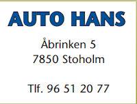 Auto Hans