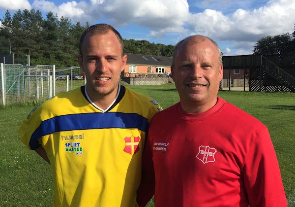 MathiasogBenny Hansen